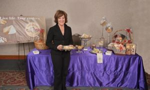 Sue Reed - Owner of Sweet Fortune Cookies